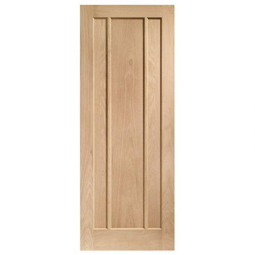 Worcester 3 Panel Internal Oak Door