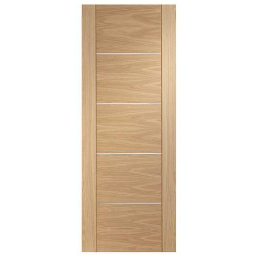 Portici Pre-Finished Internal Oak Door