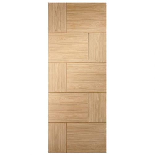 Ravenna Pre-Finished Internal Oak Door