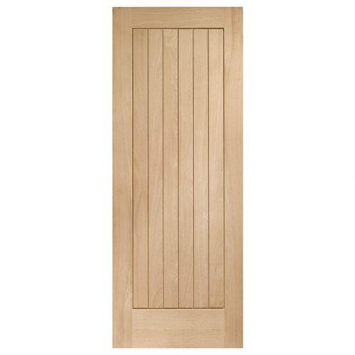 Suffolk Pre-Finished Internal Oak Door