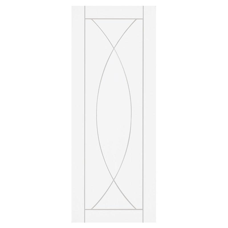 Pesaro Internal White Primed Door