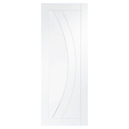 Salerno Internal White Primed Door