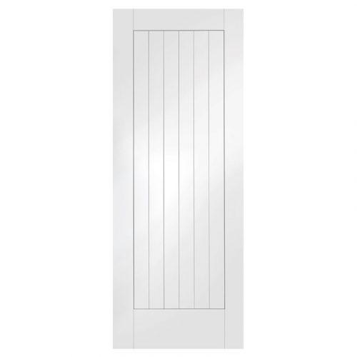 Suffolk Internal White Primed Door