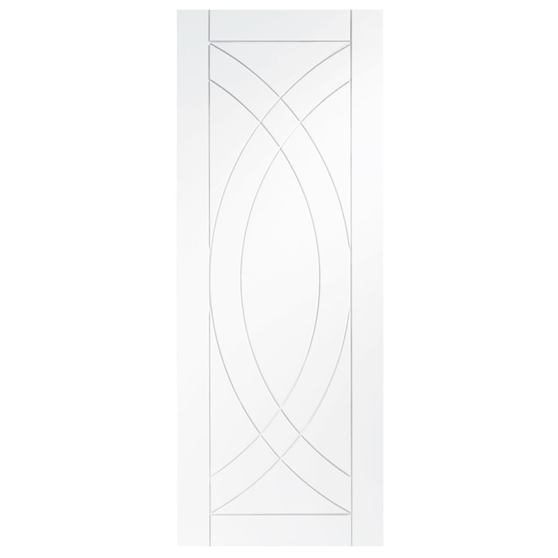 Treviso Internal White Primed Door