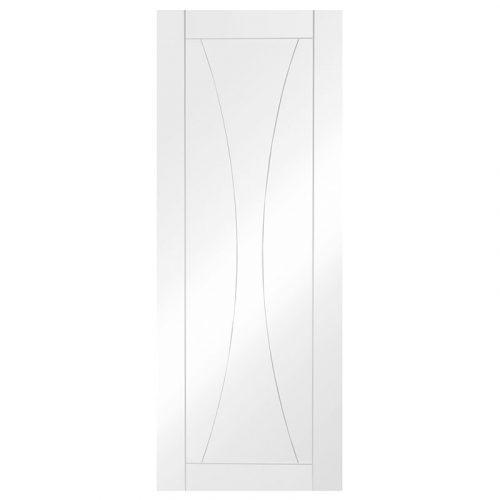 Verona Internal White Primed Door