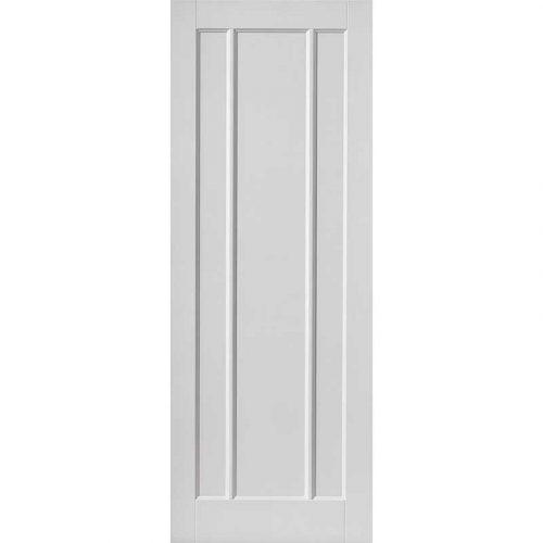 Calypso Jamaica White Primed Door