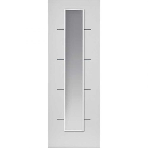 Eco Blanco White Glazed Internal Door