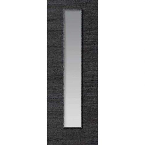 Eco Grigio Glazed Ash Grey Door