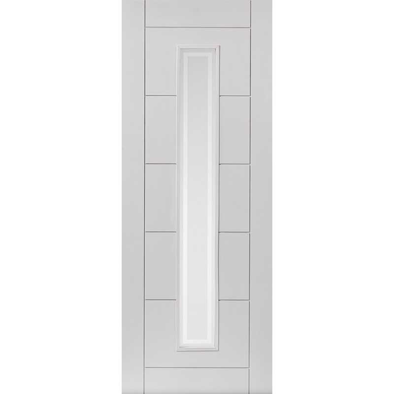 Limelight Barbican Glazed White Door