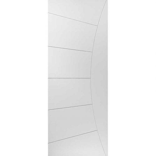 Limelight Elektra White Primed Door
