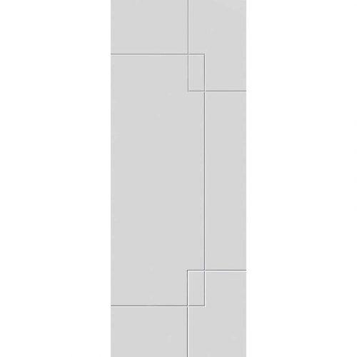 Limelight Fortune White Primed Door