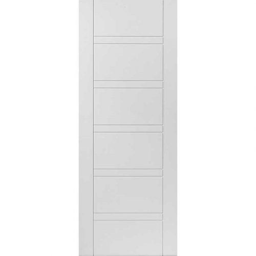Limelight Imperial White Primed Door