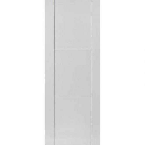 Limelight Mistral White Primed Door