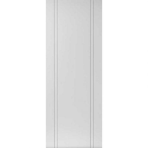 Limelight Novello White Primed Door