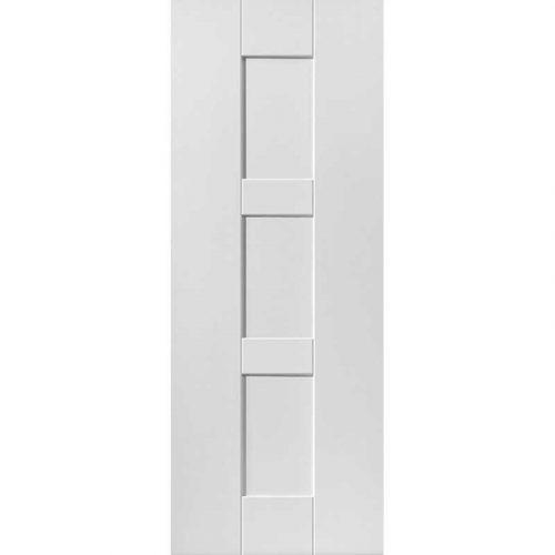 Symmetry Geo Solid Internal White Primed Door