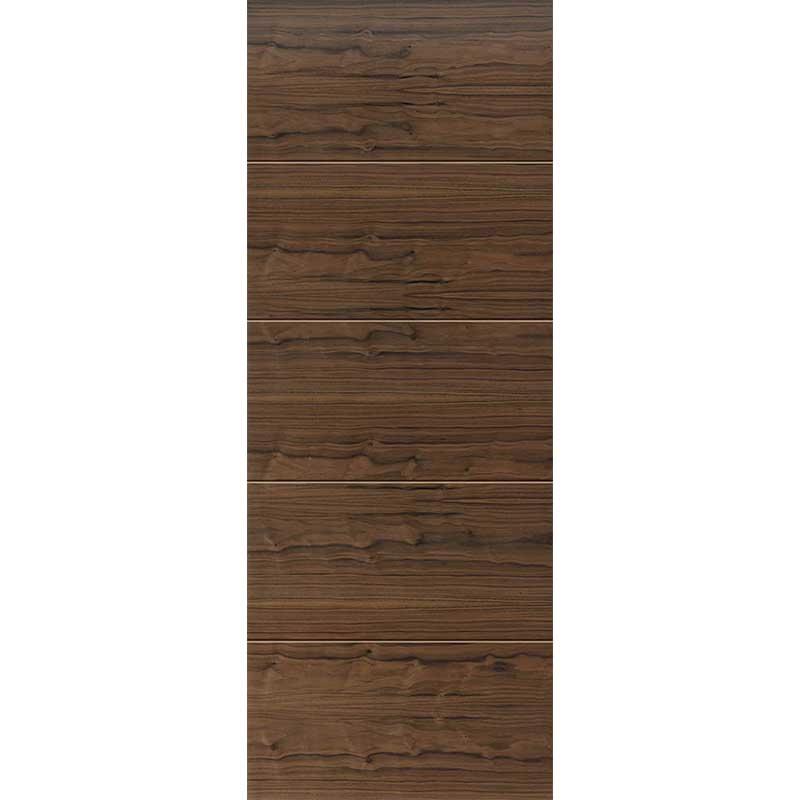 Walnut Flush Lara Internal Door