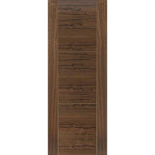 Walnut Flush Mistral Internal Door