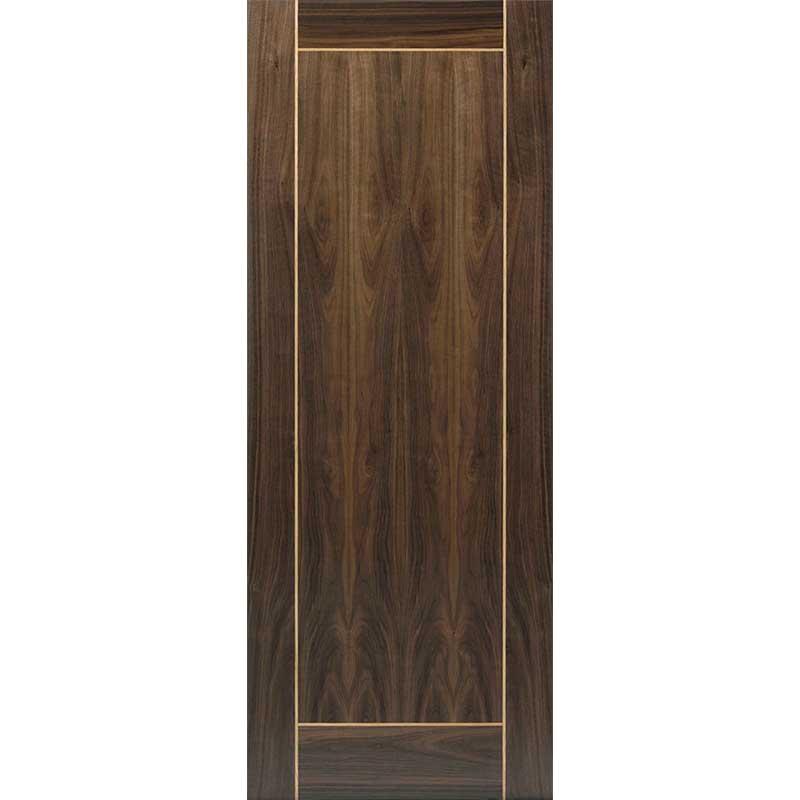 Walnut Flush Vina Internal Door