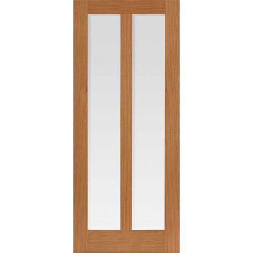 Montana Matterhorn Oak Glazed Internal Door