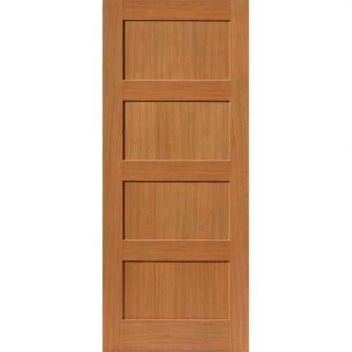 Montana Snowdon Oak Internal Door