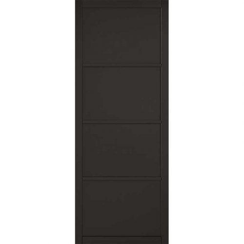 Internal Black Primed Soho Door NEW2019