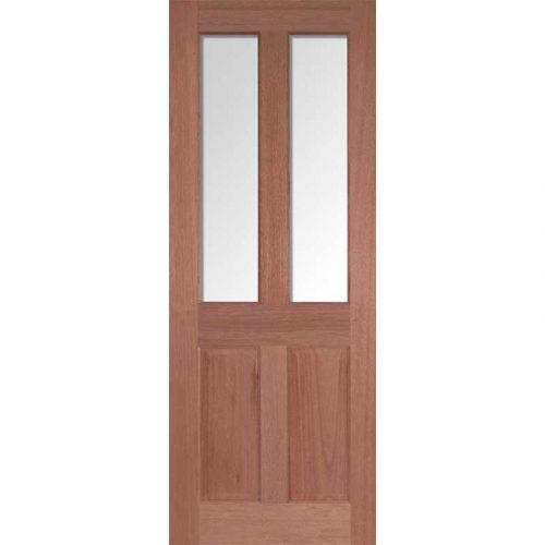 Malton Senator Hardwood Glazed Internal Door