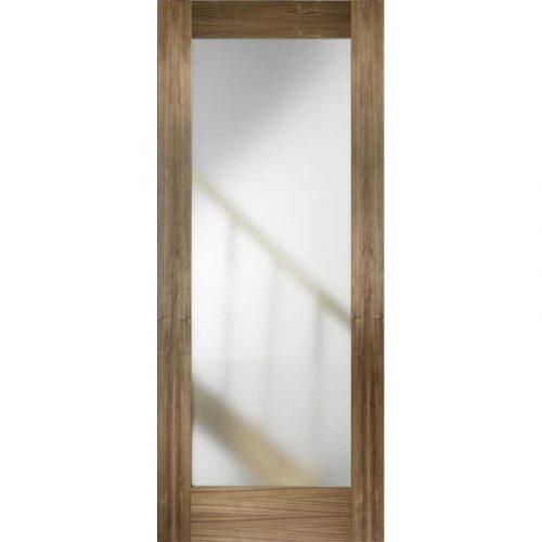 Porto Glazed Walnut Internal Doors