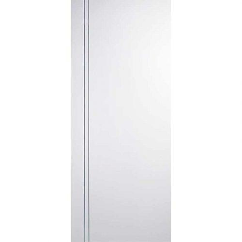Sierro Blanco White Flush Internal Door