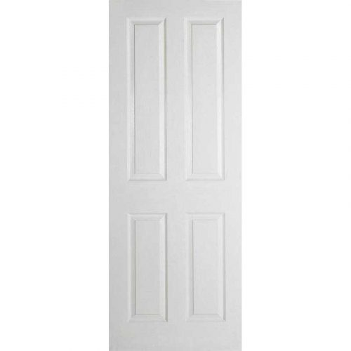 White Moulded 4P Internal Door
