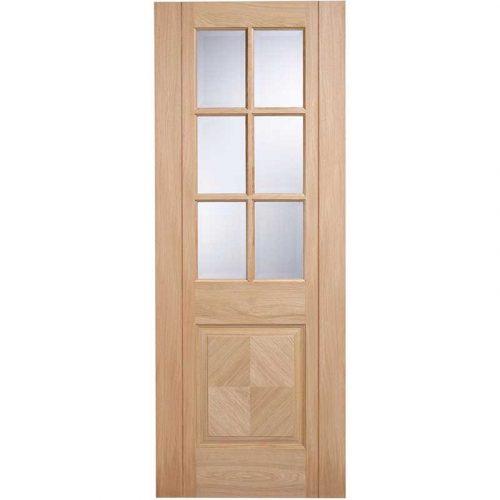 Barcelona Oak Internal Door